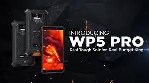 Introducing <b>OUKITEL WP5 Pro</b> - YouTube