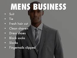 dress for success men by brendan tormanen