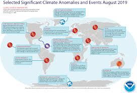 <b>Summer</b> 2019 was hottest on record for <b>Northern</b> Hemisphere ...