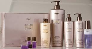 <b>Dikson</b> luxury caviar Роскошный уход для сияния волос