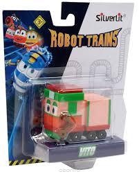 Robot Trains <b>Паровозик Вито</b> — купить в интернет-магазине ...
