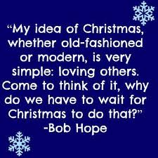 Bob Hope Quotes About Christmas. QuotesGram via Relatably.com