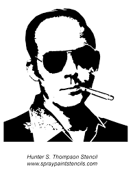 hunter s thompson clipart clipartfox hunter s thompson hq