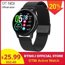Обзор стильных <b>часов</b> DT <b>No</b>.<b>1</b> DT88 с дизайном Galaxy <b>Watch</b> ...
