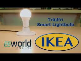 Teardown: What's inside Ikea's TRADFRI smart <b>LED</b> bulb - YouTube
