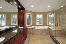 use of sunlight and mirrors to maximize natural light bathroom lighting design