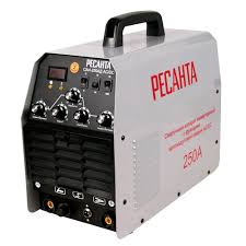<b>Сварочный аппарат</b> инверторного типа <b>Ресанта САИ</b>-<b>250АД</b> AC ...