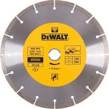 Купить DEWALT DT3731 <b>диск алмазный сегментированный</b> ...