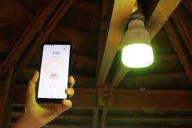Обзор <b>Yeelight Smart LED</b> Bulb 1S (Color) с приложением для ...
