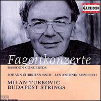 Radio Swiss Classic - Song-Info - Allegro aus dem Fagottkonzert B-Dur - Johann Christian Bach - 41181
