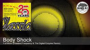 Body <b>Shock</b> - <b>Full Moon</b> (Freaked Frequency & The Digital Enzyme ...
