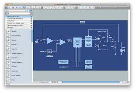 Draw Electric Circuit Electrical Drawing Software Wiring Diagram Floor How