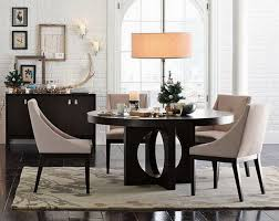 chair dining tables room contemporary:  classy modern wingback chair dining room