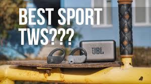<b>JBL Endurance Peak</b> | Обзор спортивных TWS от <b>JBL</b> - YouTube