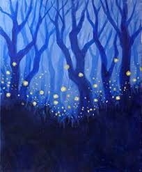 Image result for firefly at night time