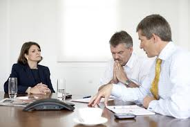 reasons for leaving a job good and bad business meeting