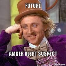DIYLOL - Future amber alert suspect via Relatably.com