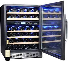 the best dual zone wine coolers awesome portable wine cellar
