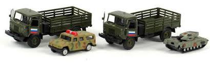 Модель <b>машины ТЕХНОПАРК</b> 1:43 <b>ГАЗ</b> 66 с танком/<b>машиной</b>, в ...