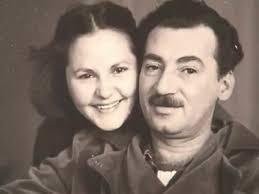 Resultado de imagem para Zélia Gattai e Jorge Amado na Tchecoslováquia