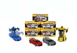 <b>Робот</b>-<b>трансформер Junfa</b> toys 333-2A — купить по выгодной ...