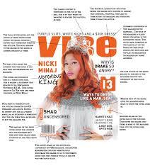 AS Media Coursework  Music Magazine Annotation  Daniella    s Blog   WordPress com double page spread