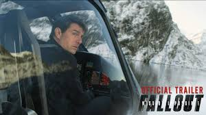 Mission: Impossible - Fallout (2018) - Official Trailer - Paramount ...