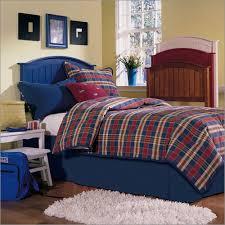 wooden blue headboard bedroom furniture for boys blue kids furniture