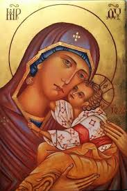 Image result for imago dei virgin mary