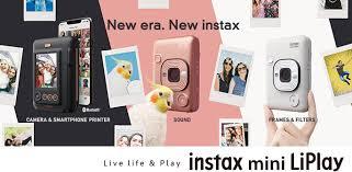 <b>instax mini</b> LiPlay | <b>Fujifilm</b> Global