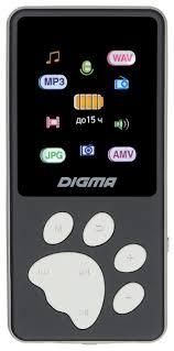 <b>Плеер DIGMA S4</b> — купить по выгодной цене на Яндекс.Маркете