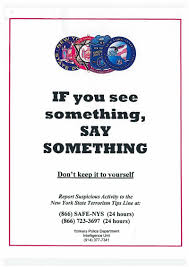 city of yonkers ny if you see something say something although there is no known credible threat of terrorist related activity here in the city of yonkers we would like to remind our residents to report any