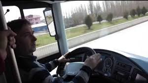 Тест-драйв автобусов MAN и Neoplan - YouTube