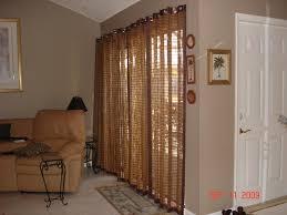 patio curtain panel x patio  bamboo door panels patio