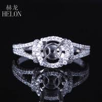 Wholesale Semi Mount Gold Ring Setting for Resale - Group Buy ...