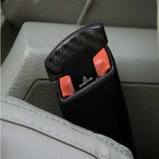 Ansblue <b>2pcs Universal Vehicle</b> Mounted Carbon Fiber <b>Car</b> Safety ...