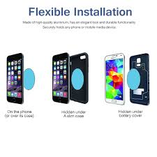 <b>UF-A Magnetic</b> 360°Rotary Car Phone Holder Bracket for Samsung ...