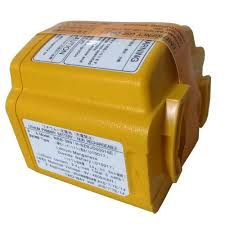 9 V GMDSS <b>Lithium Battery</b> JHS-7 NBB-389, Capacity: <b>5600 mAh</b> ...