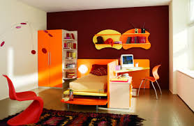 bedrooms charming bedroom design inspiration with orange furniture red chair and white desk lamp gorgoeus bedroom charming bedroom furniture