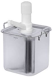 Sauce Dispensers with pump - Contacto Ltd - Professional Catering ...