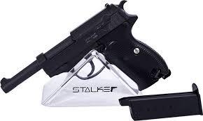 Пневматический <b>пистолет Stalker SA38</b> Spring (Walther P.38), 6 мм