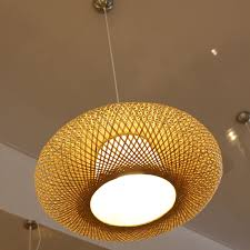 product details bamboo pendant lighting