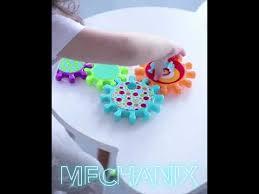Развивающая <b>игрушка</b> MECHANIX HB | <b>Happy Baby</b> - YouTube