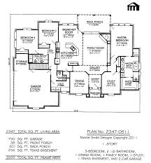 Loft Bedrooms Story Bedroom House Plans  three story house    Loft Bedrooms Story Bedroom House Plans