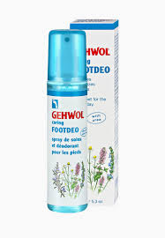 <b>Дезодорант для</b> ног <b>Gehwol Gehwol</b> caring Footdeo купить за 1 ...