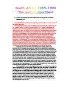 south africa   apartheid sources questions   gcse politics    related gcse politics essays