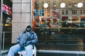 photo essay a speaker s journey u to fall asleep on the streets of nyc is an indication of absolute solitude
