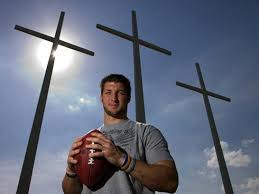 Tebow Easter Easter Sermon at Georgetown