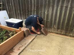 raised patio pavers circulkar paversjpg how to install paver patio my raised garden foundation