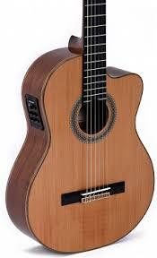 Купить <b>Электроакустическая гитара SIGMA</b> CMC-6E+ с ...